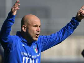 Di Biagio has only been appointed as interim manager. GOAL