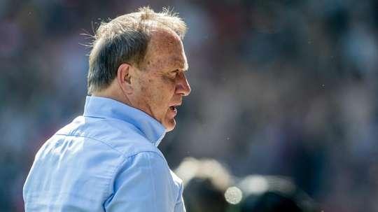 Utrecht a un nouvel entraîneur. Goal