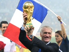 Deschamps signs new deal to lead France in World Cup defence. GOAL