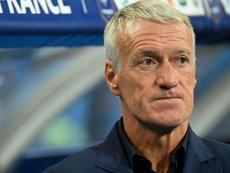Deschamps conseille Giroud. GOAL