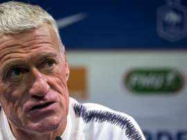 Deschamps approuve l'arrêt de la Ligue 1. Goal