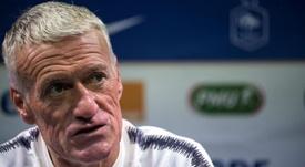 Deschamps confiant pour Mbappé. goal