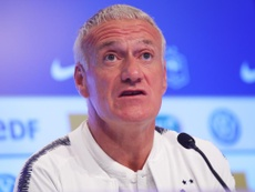 Deschamps se confie. Goal