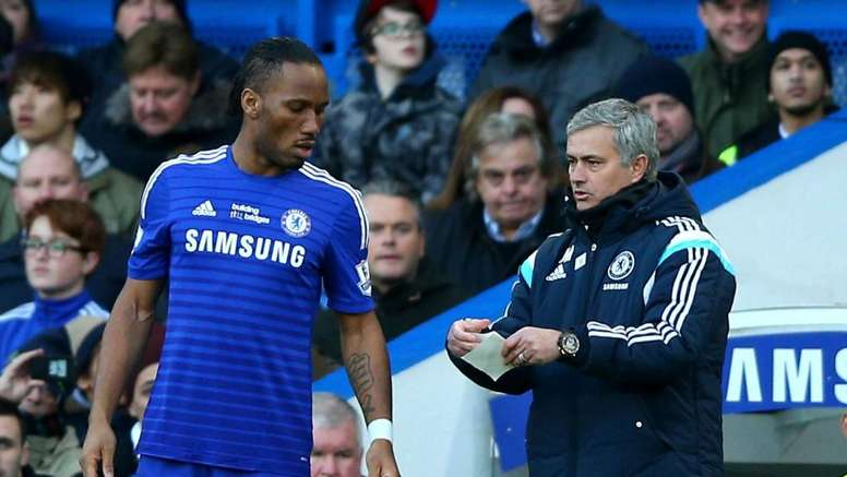 Drogba is considering a move into management. GOAL