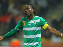 Drogba s'est exprimé sur les déboires des sélections africaines. Goal