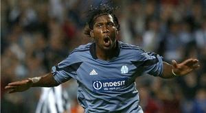 Drogba s'est exprimé chez le CFC. Goal