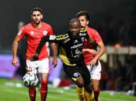 Lamkel Zé vers la Belgique. Goal