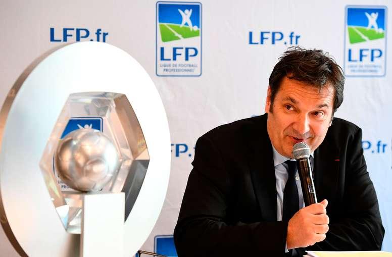 Les travaux de la LFP pour gérer la crise. Goal