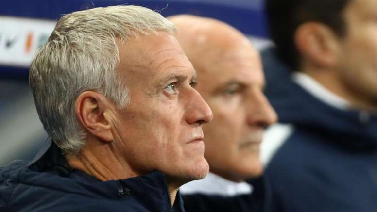 Deschamps disappointed with France