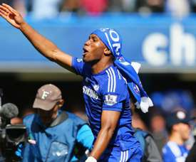 Drogba expects Chelsea to come back strong from defeat. GOAL