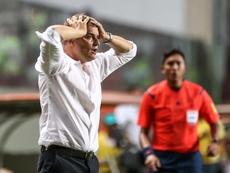 O São Paulo perdeu na estreia de Aguirre. Goal