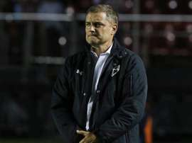 Aguirre sobre classificação dura: 'o mais importante é passar'.Goal