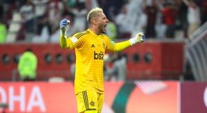 Diego Alves se diz tranquilo por renovação com o Fla. Goal