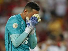 Diego Alves falha na derrota do Flamengo. Goal