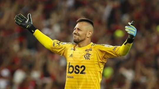 Diego Alves vive sua noite mais emblemática pelo Fla