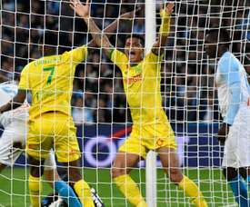 Diego Carlos s'engage avec le FC Séville. AFP