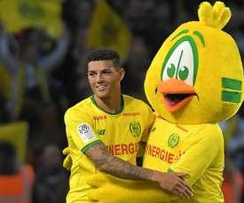 Sevilla sign Nantes defender Diego Carlos. GOAL