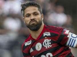 Diego pode ser novidade no Flamengo no clássico contra o Flu