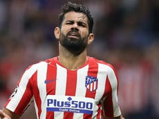Fla teria que recuperar Diego Costa, que há tempos não é o mesmo. Goal