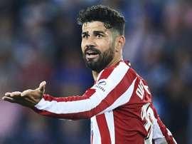 Atletico Madrid, ernia al disco per Diego Costa: rischia uno stop fino ad aprile