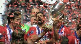 Presidente do Atleti sonha com final da Champions em casa