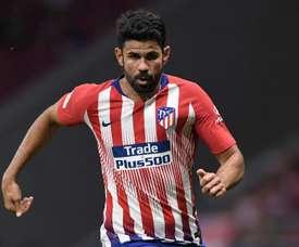 Diego Costa já treina integrado. Goal