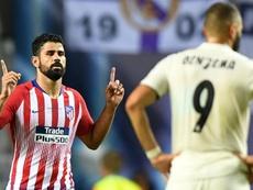 Diego Costa esteve em grande diante do Real Madrid. Goal