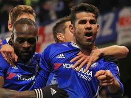 Diego Costa Chelsea Hull City