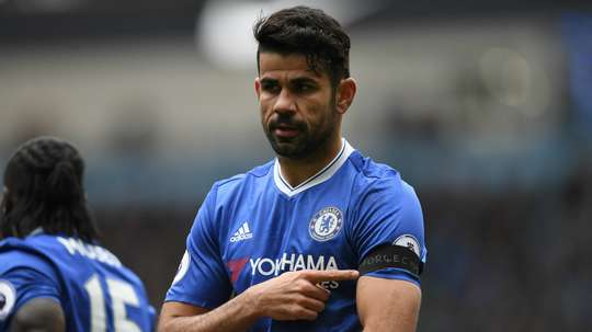 Diego Costa is attracting interest from China. Goal