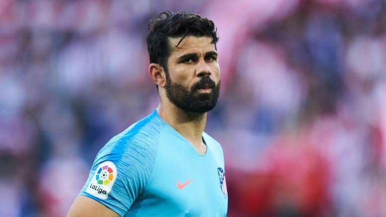 Diego Costa has been enjoying a goalscoring preseason. GOAL