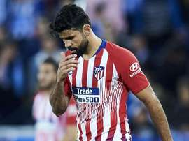 Costa avoids bone damage after suffering ankle injury.