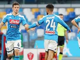 Termina il ritiro del Napoli. Goal