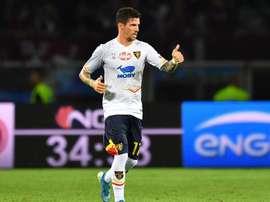 Torino-Lecce 1-2: colpo giallorosso, i granata mancano l'aggancio in vetta. Goal