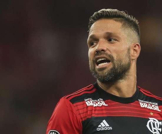 Diego minimiza altitude em derrota e critica Flamengo