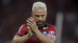 Diego jogador do Flamengo. Goal
