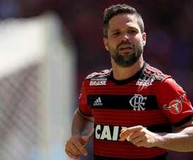 Diego prega tranquilidade no Flamengo. Goal