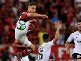 Após empate sem gols com o Corinthians, Diego avisa