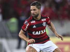 Libertadores: Diego e Everton Ribeiro criticam exibição do Flamengo contra o Cruzeiro