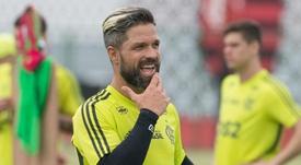 Diego vira segundo volante no Flamengo de Jorge Jesus. Goal