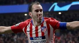 Les défenseurs sauvent l'Atlético. Goal