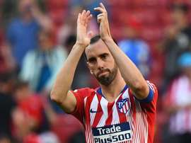 Diego Godin will be saying goodbye after 9 years. GOAL