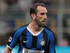 Godin n'envisage pas de quitter l'Inter. Goal