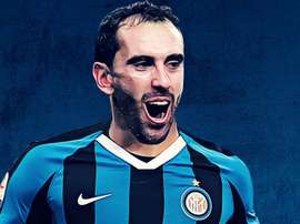 Godin infortunato. Goal