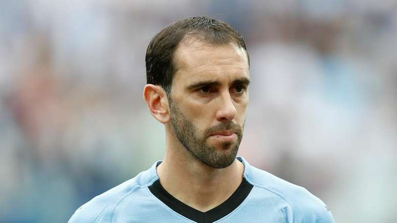 Diego Godin has joined Inter Milan after 9 years in Madrid. GOAL