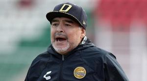 Qualche problema di salute per Maradona. Goal