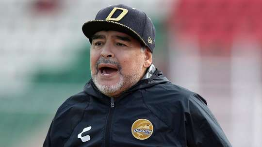Maradona criticou a seleção argentina. Goal