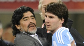 Lionel Messi and Cristiano Ronaldo have paid tribute to Diego Maradona. GOAL