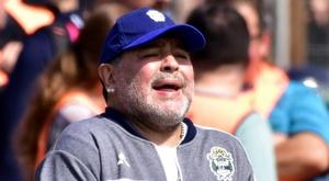 Maradona loses first Gimnasia match. GOAL
