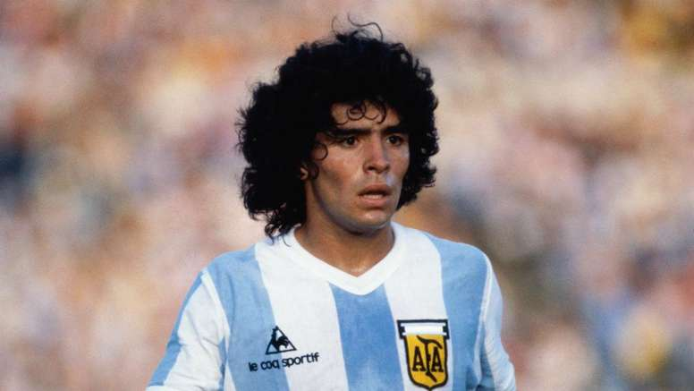 Maradona is the most famous player to have played in 'superclasico' matches. GOAL