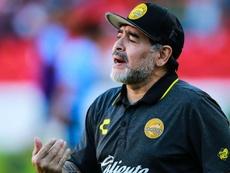 Maradona não concorda com possível alteração no Mundial. Goal